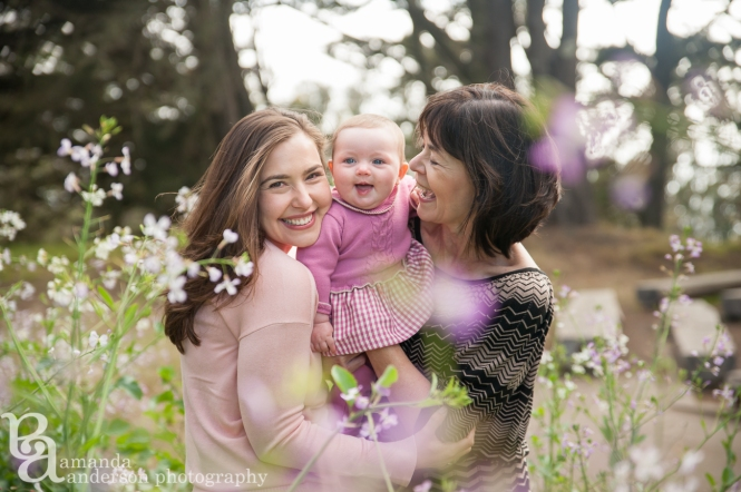 Mother's Day Photos, San Francisco Family Photography, Amanda Anderson Photography