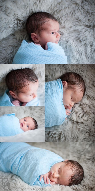 new born boy baby
