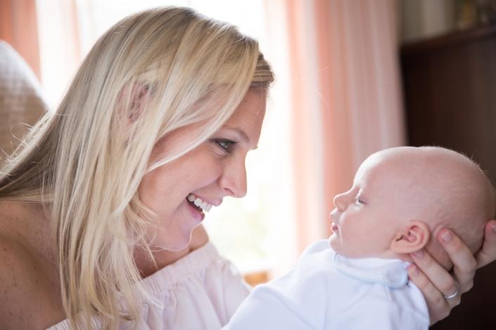 Carolina Baby Boy & Beautiful Mama