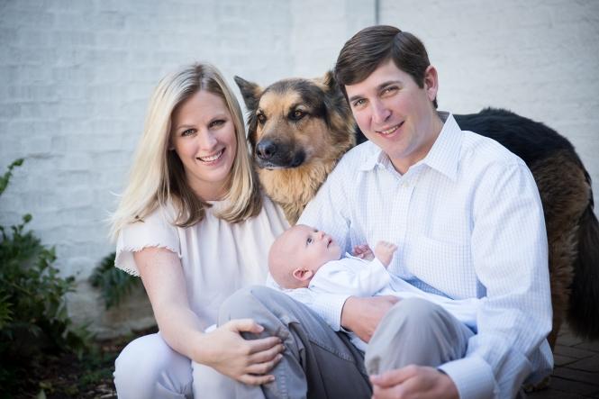 William Yeatts McAulay Newborn Photos-2026